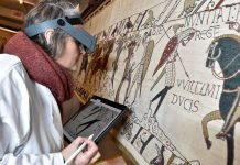 The restoration of the Bayeux tapestry creates snags in Franco-British diplomacy